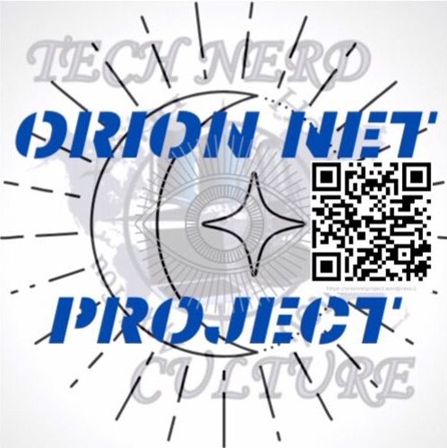 ORION NET PROJECT